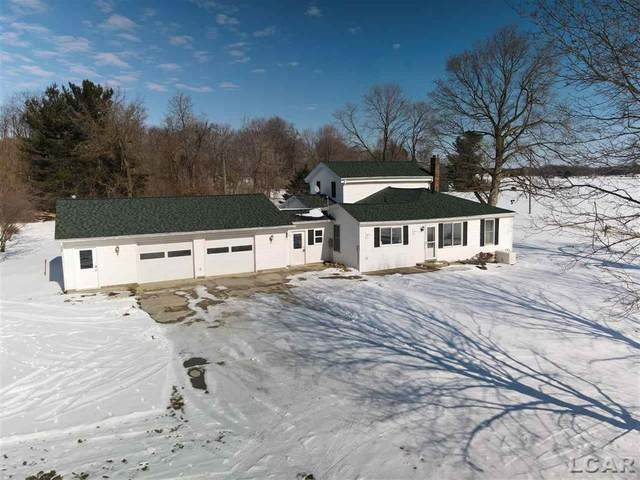 6762 Baker Hwy, MADISON TWP, MI 49221 (#56050034783) :: The Merrie Johnson Team