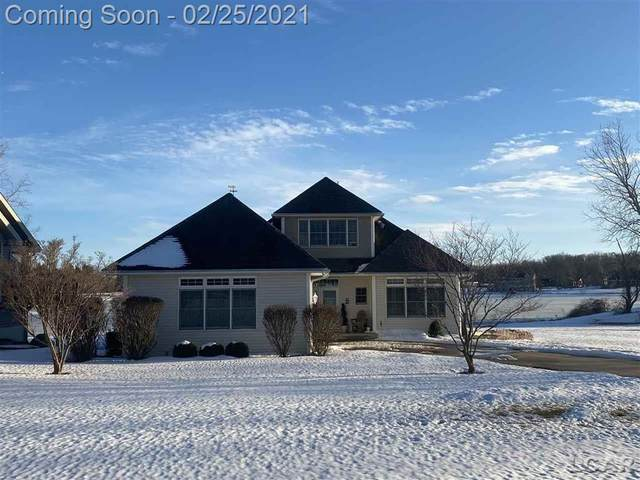 6943 Limerick Dr, Franklin Twp, MI 49265 (MLS #56050034805) :: The Toth Team