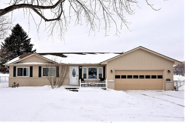 13785 S Custer Road, Dundee, MI 48131 (#543278994) :: GK Real Estate Team