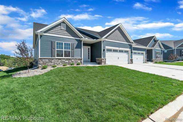 2774 Blue Sky Drive #45, Oceola Twp, MI 48843 (MLS #2210011902) :: The John Wentworth Group