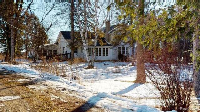 6691 Pattison Road, Dayton Twp, MI 48744 (#2210011927) :: The Alex Nugent Team | Real Estate One