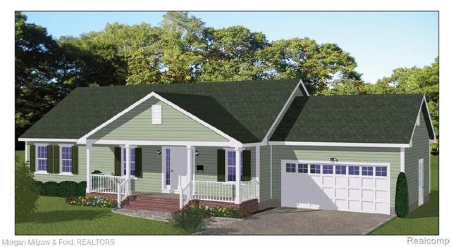 3720 Demode Road, Rose Twp, MI 48442 (#2210011937) :: The Alex Nugent Team | Real Estate One