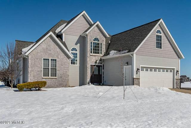 2025 Joni Lane, Lincoln Twp, MI 49127 (#69021005445) :: The Alex Nugent Team | Real Estate One