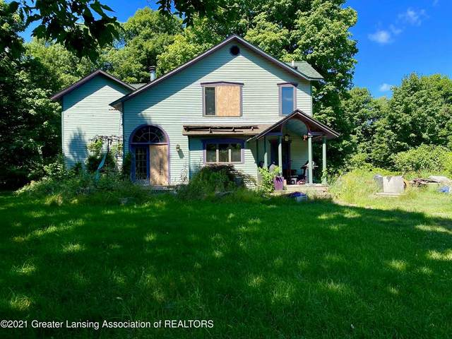 5070 Barton Road, Williamstown Township, MI 48895 (MLS #630000252697) :: The John Wentworth Group