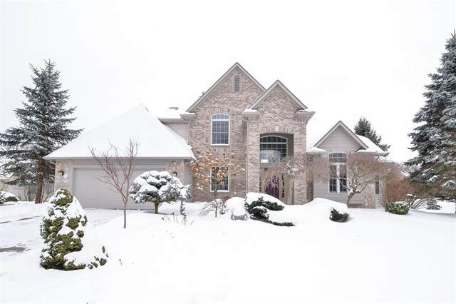 1383 E Greenfield Court, Pittsfield Twp, MI 48108 (#543278951) :: GK Real Estate Team