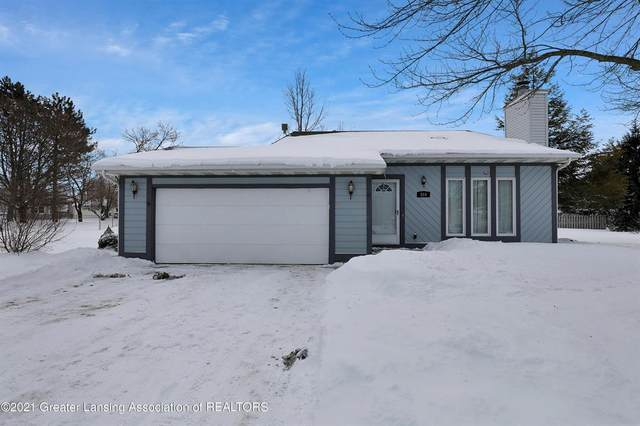 924 Eastwind Circle, Delta Twp, MI 48917 (MLS #630000253241) :: The Toth Team
