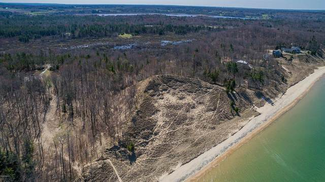 Lot 5-4500 Lakeshore Road, Manistee Twp, MI 49660 (#71021005511) :: The Mulvihill Group
