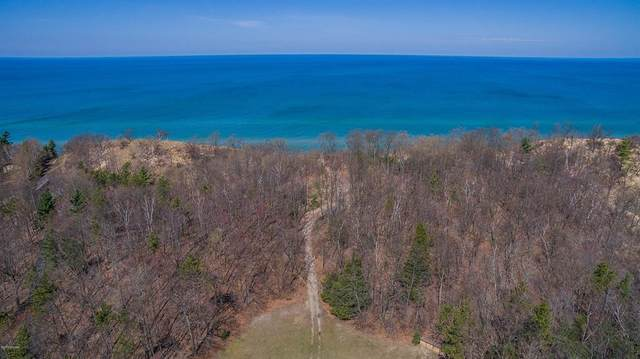 Lot 2-4500 Lakeshore Road, Manistee Twp, MI 49660 (#71021005514) :: The Mulvihill Group