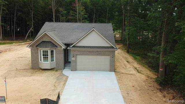 21084 Mcguire Avenue, Brownstown Twp, MI 48174 (#2210012097) :: The Mulvihill Group