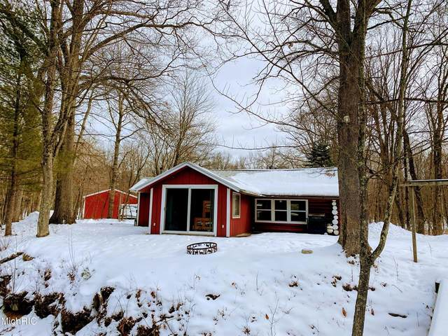 6345 E Bennett Road, Meade Twp, MI 49411 (#71021005557) :: The Alex Nugent Team | Real Estate One