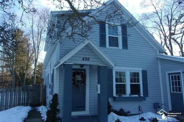 406 E Jefferson, Blissfield, MI 49228 (#57050034837) :: GK Real Estate Team