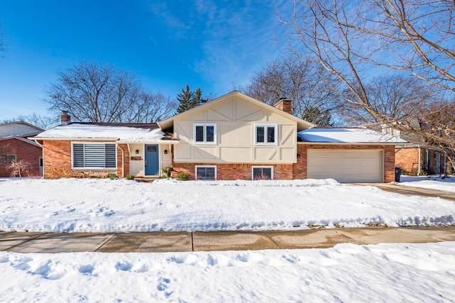 2078 Ascot Road, Ann Arbor, MI 48103 (#543278989) :: GK Real Estate Team