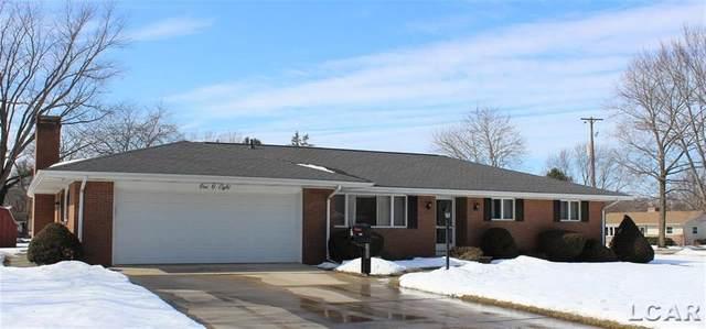 108 River Drive, Blissfield Twp, MI 49228 (#56050034878) :: GK Real Estate Team