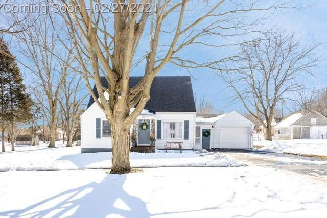 3558 Dover Street, Dexter, MI 48130 (#543279013) :: The Alex Nugent Team | Real Estate One