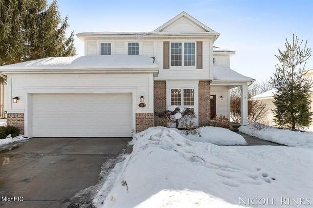 3762 Mayberry Court SE, Kentwood Twp, MI 49512 (#65021005581) :: The BK Agency