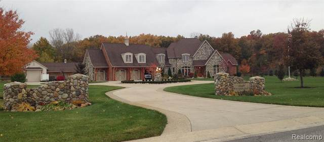11669 Robinshire Street, Ida Twp, MI 48182 (#2210012246) :: Real Estate For A CAUSE