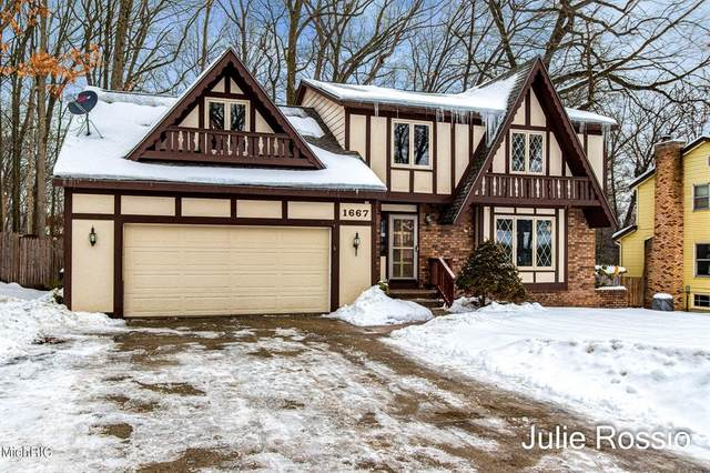 1667 Chateau Drive SW, Wyoming, MI 49519 (#65021005604) :: The Mulvihill Group