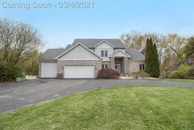 4400 Textile Road, Pittsfield Twp, MI 48197 (#543279024) :: The Merrie Johnson Team