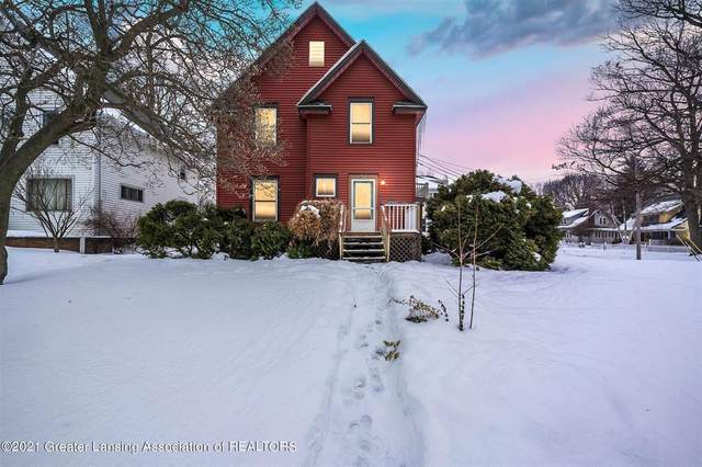 517 Moores River Drive, Lansing, MI 48910 (MLS #630000253258) :: The Toth Team