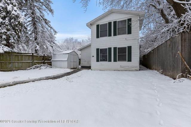 314 Haze Street, Lansing Twp, MI 48917 (#630000253262) :: The Alex Nugent Team | Real Estate One