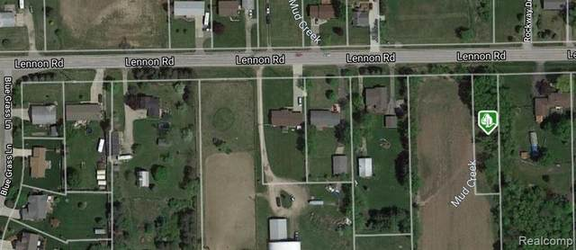 000 Lennon Road, Flint Twp, MI 48473 (#2210012330) :: Real Estate For A CAUSE
