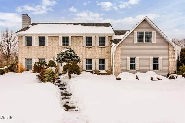 9808 Concord Row, Bridgman, MI 49106 (#69021005650) :: GK Real Estate Team