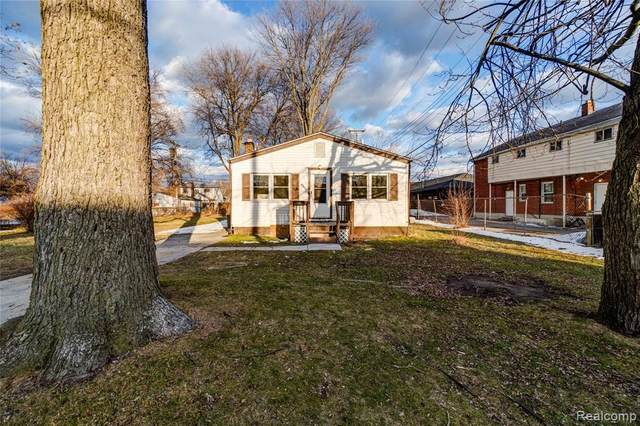 27028 Groveland Street, Madison Heights, MI 48071 (#2210012364) :: RE/MAX Nexus