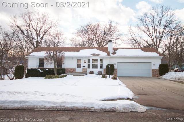207 Thurber Street, Fenton, MI 48430 (#2210012395) :: Real Estate For A CAUSE