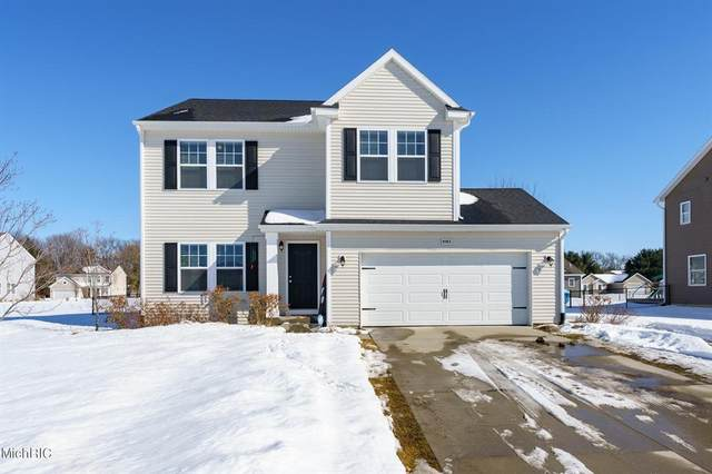 4162 Wild Meadow Street, Comstock Twp, MI 49048 (#66021005674) :: The BK Agency