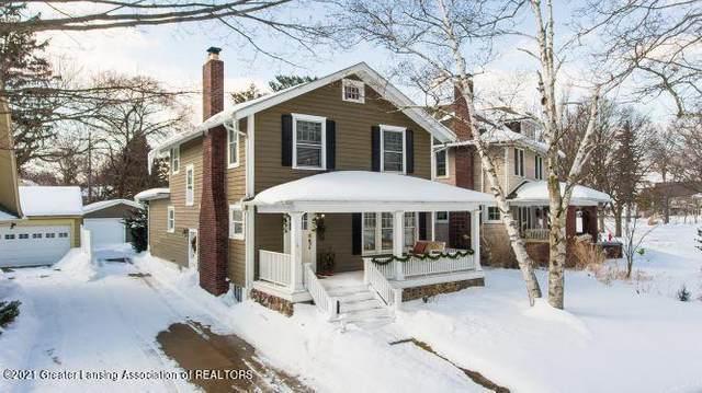 417 Carey Street, Lansing, MI 48915 (#630000253271) :: GK Real Estate Team