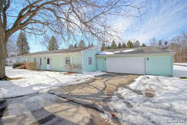 2870 Sand Creek Hwy, MADISON TWP, MI 49221 (#56050034932) :: The Alex Nugent Team | Real Estate One