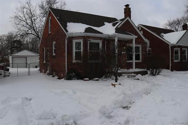 23035 David Avenue, Eastpointe, MI 48021 (#2210012441) :: Real Estate For A CAUSE