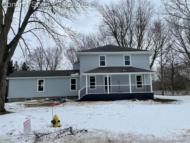 8209 W Carpenter Rd Road, Flushing Twp, MI 48433 (#2210012461) :: Real Estate For A CAUSE