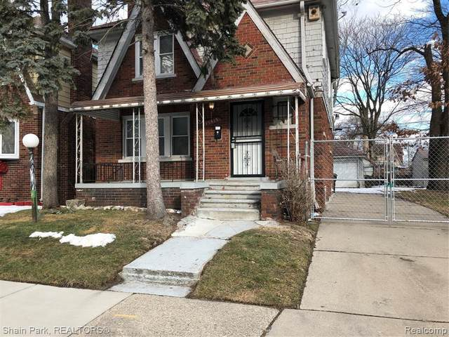15812 Ohio Street, Detroit, MI 48238 (#2210012470) :: NextHome Showcase
