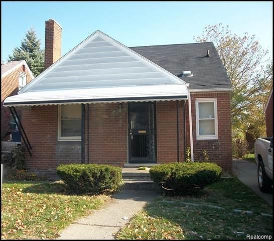 20510 Dean Street, Detroit, MI 48234 (#2210012474) :: RE/MAX Nexus