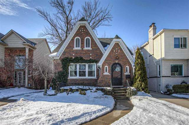 471 Belanger, Grosse Pointe Farms, MI 48236 (MLS #58050034941) :: The Toth Team