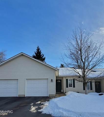440 Lincoln Ridge Drive #440, Holland, MI 49423 (#71021005722) :: The Alex Nugent Team | Real Estate One