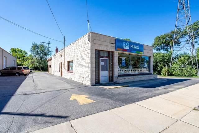 167 W North St, CITY OF JACKSON, MI 49202 (MLS #55202100457) :: The John Wentworth Group