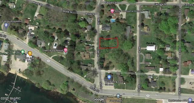 Lot A Fifth Street, Onekama Vlg, MI 49675 (#65021005734) :: The Alex Nugent Team | Real Estate One