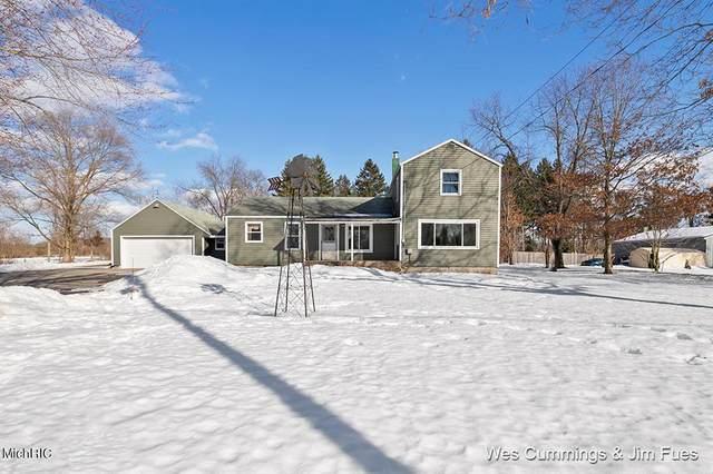 5544 Whites Bridge Road, Otisco Twp, MI 48809 (#65021005742) :: The Alex Nugent Team   Real Estate One