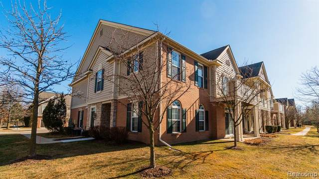 2102 Pinecroft Drive, Canton Twp, MI 48188 (MLS #2210012628) :: The Toth Team