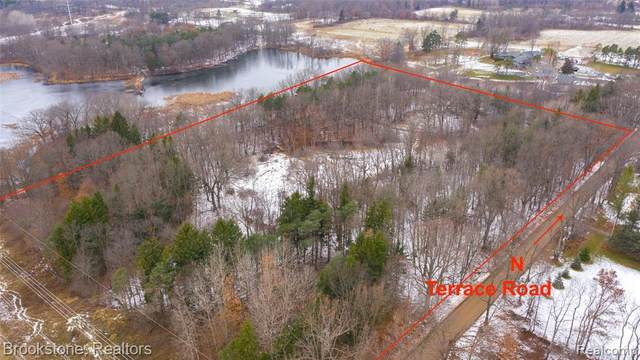 11511 Terrace Parcel 2 Road, Rose Twp, MI 48442 (MLS #2210012631) :: The Toth Team