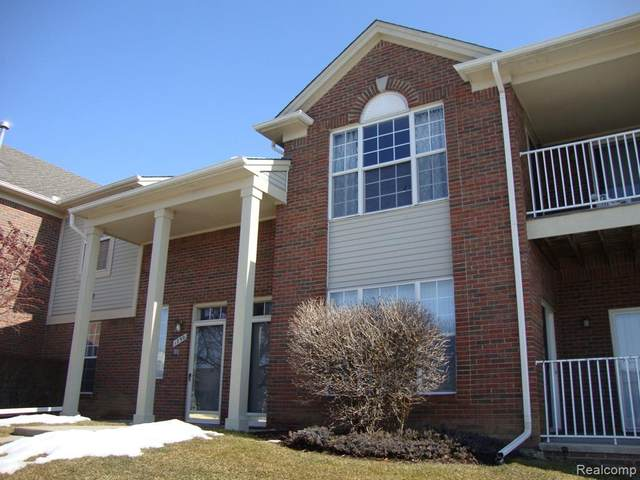 1850 Flagstone Circle #53, Rochester, MI 48307 (#2210012632) :: The BK Agency