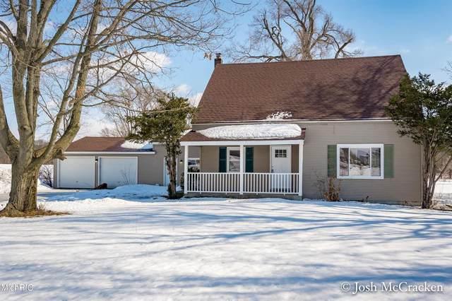 5912 Whites Bridge Road, Otisco Twp, MI 48809 (#65021005805) :: The Alex Nugent Team   Real Estate One
