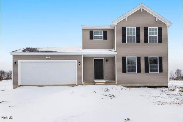 10876 56th Avenue, Allendale Twp, MI 49401 (#65021005807) :: The Mulvihill Group