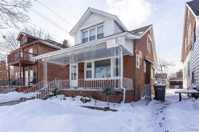 6511 Mead Street, Dearborn, MI 48126 (#2210012635) :: Novak & Associates