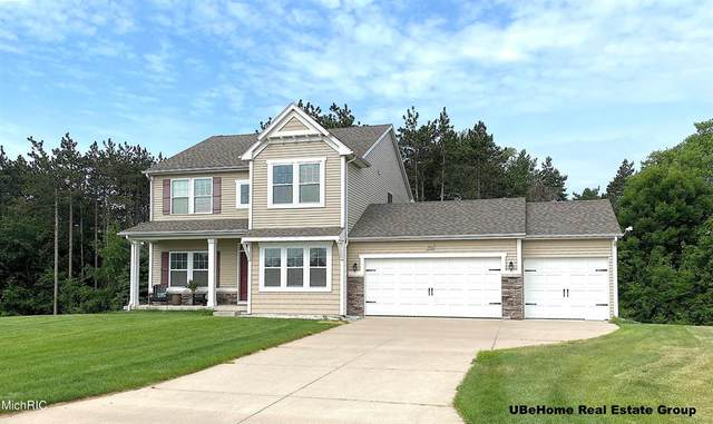 9255 Windward Drive, Port Sheldon Twp, MI 49460 (#71021005830) :: The BK Agency