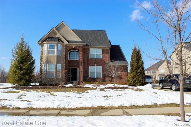 23731 Prescott Lane W, Lyon Twp, MI 48178 (#2210012713) :: Real Estate For A CAUSE