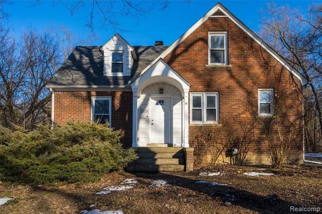 21174 Stahelin Road, Southfield, MI 48075 (#2210012761) :: Duneske Real Estate Advisors