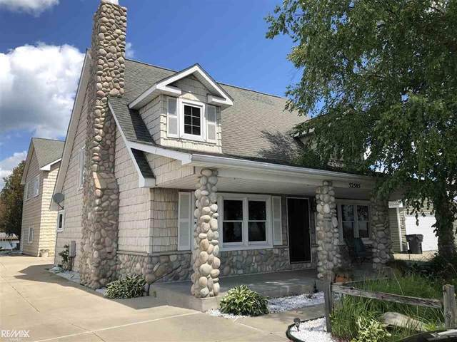 32585 South River Road, Harrison Twp, MI 48045 (MLS #58050035065) :: The John Wentworth Group